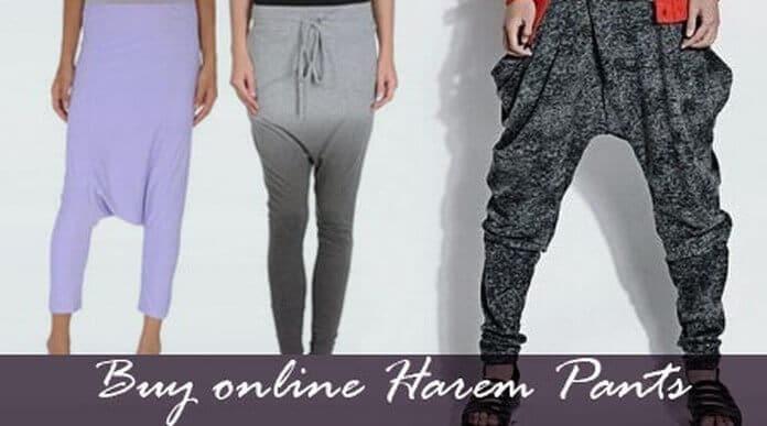 Buy Harem Pants Online
