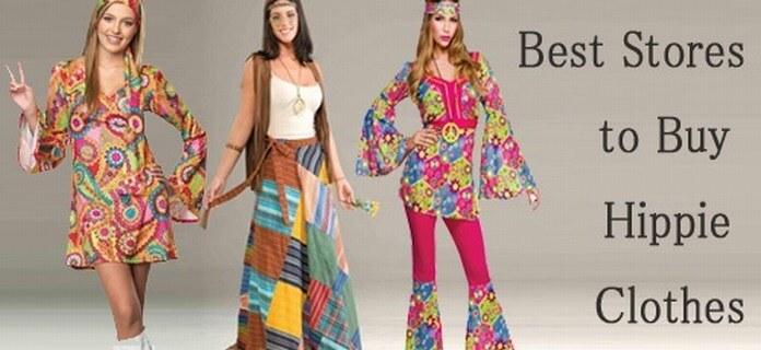 hippie clothes shop