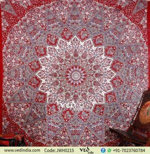 Star Mandala Wall Tapestry Bedding