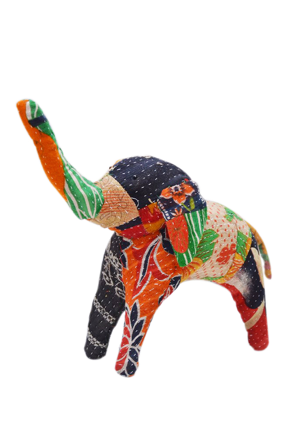 Buy Online Designer Handmade Colorful Home Decor Elephant-0