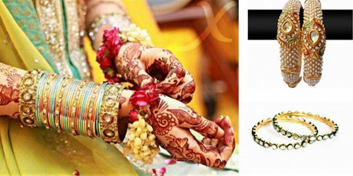 Designer Fashion Bangles for Wedding