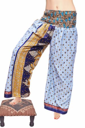 Latest Designs Handmade Boho Harem Pants With Beautiful Patchwork-0