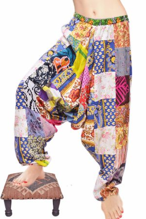 Wonderful Desgins Indian Genie Pants for Women From India-0