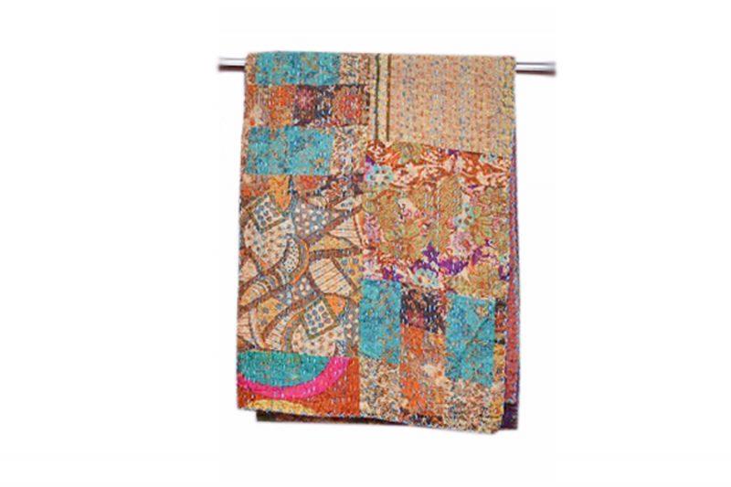 Beautiful Handmade Textural Effect Designer Fashion Bed Sheets-0