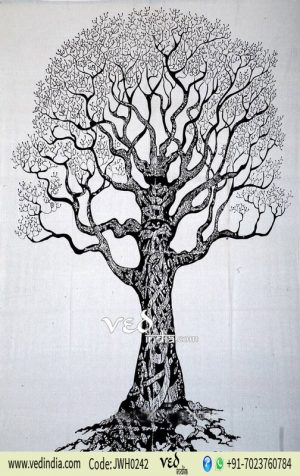 Tree of Life Wall Hanging Bedspread
