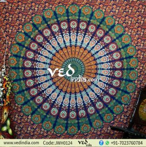 Home Decor Mandala Psychedelic Tapestry