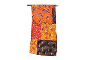 Shop Online Gorgeous Painted Bed Covers With Multi Design Patterns-0