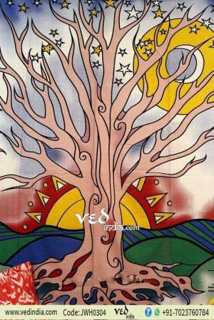Kashi Tree of Life Tapestry