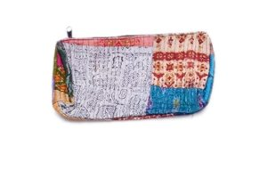 Unique Designer Handmade Pouch Bags With Beautiful Color Combination-0