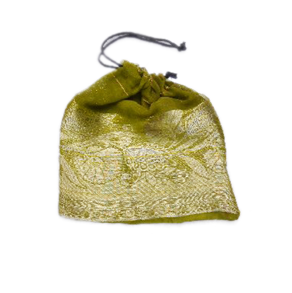 Buy Online Designer Indian Women Handmade Potli Bag From India-0