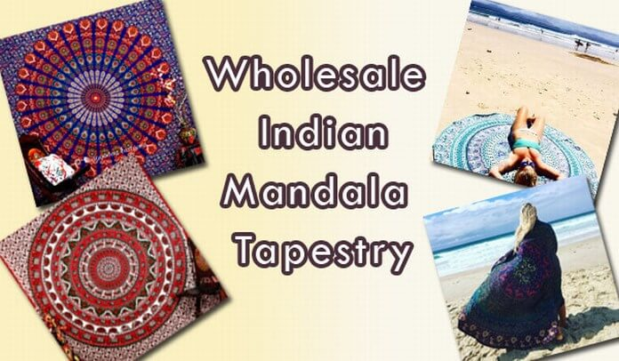 Wholesale Mandala Indian Tapestry