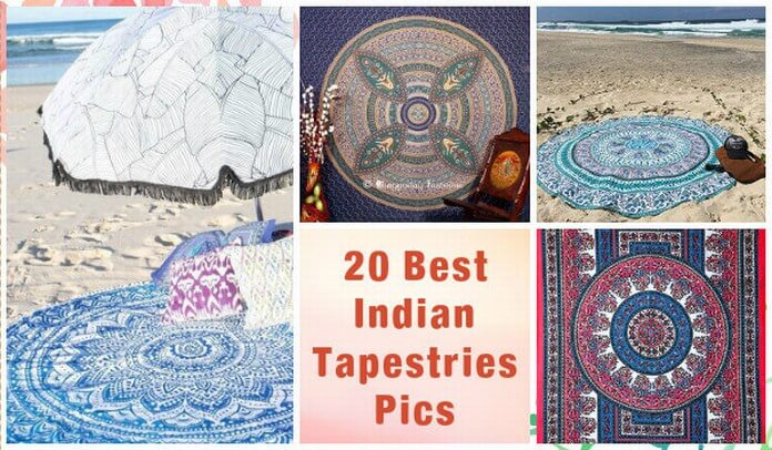 Best Indian Hippie Tapestries
