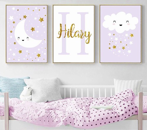 Custom Wall Art for Children